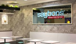 Plaza Singapura (Saybons - The French Food Factory)